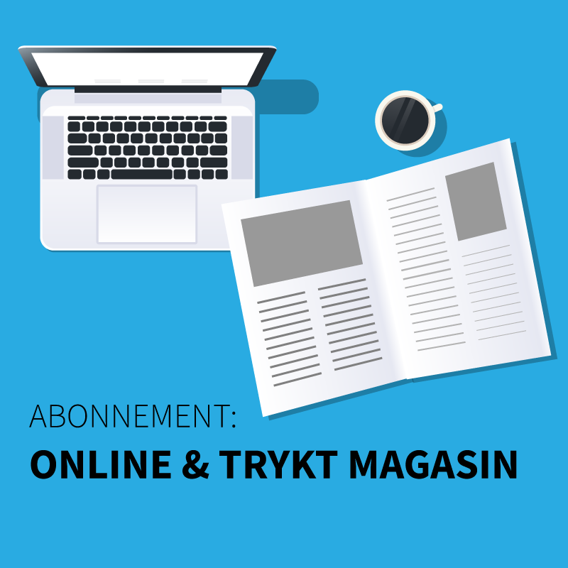 Abonnement: Magasin + Online